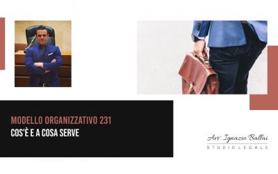 Modello organizzativo 231: cos'è e a cosa serve